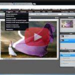 Обзор интерфейса онлайн фотошопа