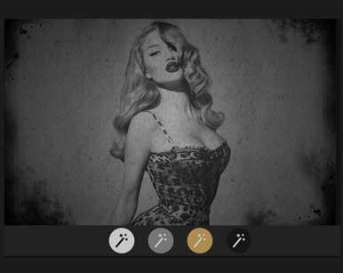 программа для фото в инстаграм фон