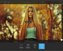 обрезать фото онлайн фоторедактор